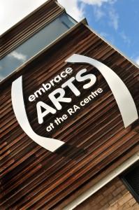 Embrace Arts Building